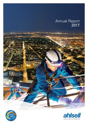 Calaméo - Ahlsell Annual Report 2017