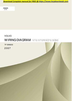 Volvo Xc90 Wiring Diagram - 7arzooudkpeternakaninfo \u2022