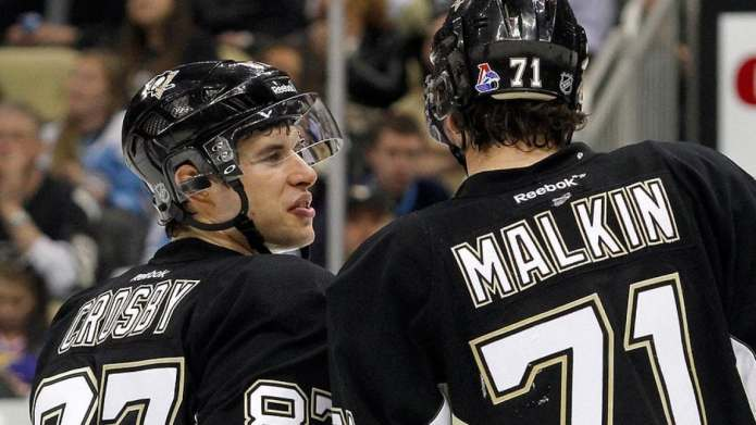 Image result for malkin crosby gif