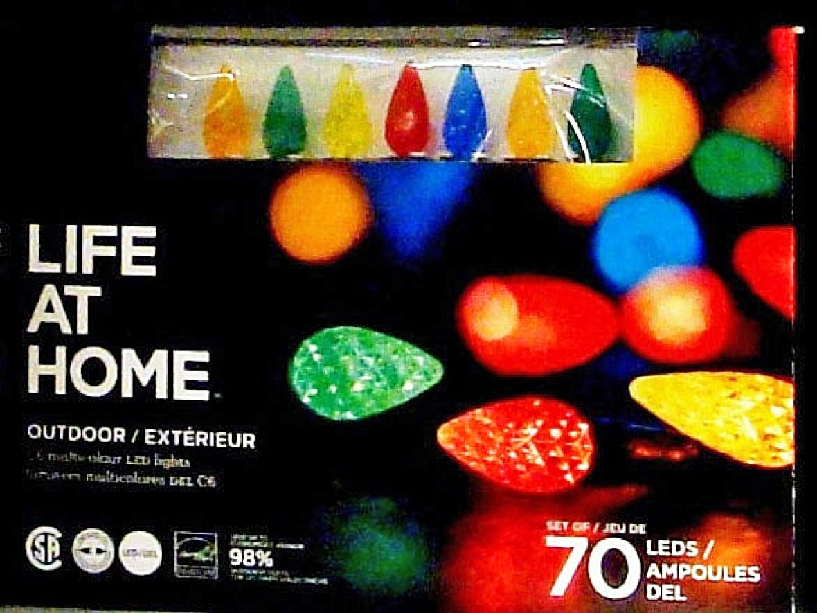 Christmas Led Lights Canada Loblaws Recalls Outdoor Led Christmas Lights Sold Across Canada
