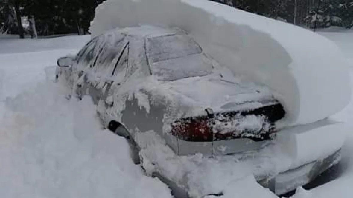 Wallpaper Falling Snow Terrace Kitimat Experience Record Breaking Snowfall