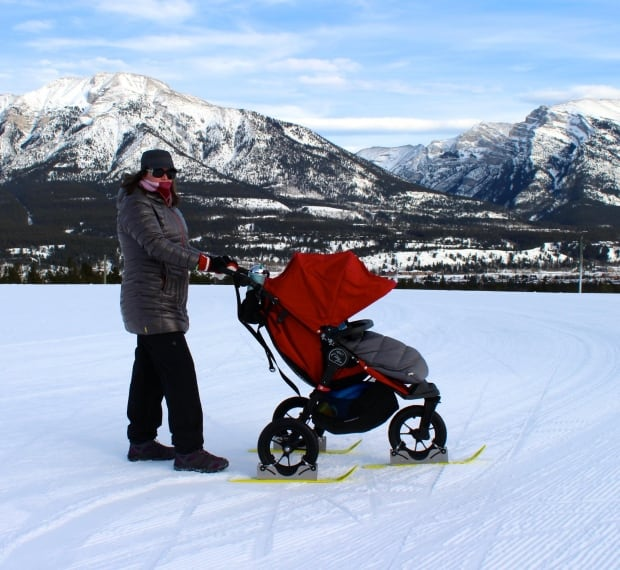 Cybex Priam Stroller Weight Polar Stroller Skis For Baby Buggies Help Families Glide