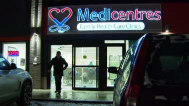 Many Syrian refugees in Edmonton are experiencing their first flu season in Canada, putting pressure on family clinics and hospital emergency departments.