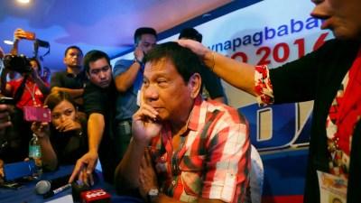 Rodrigo Duterte, new Philippine leader, seen as ...
