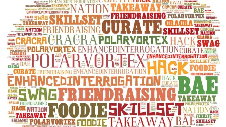 List of banished words for 2017 to be published New Year\u0027s Eve CBC