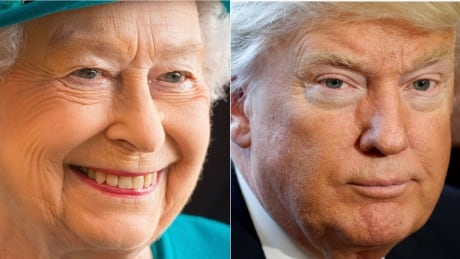 Trump and the Crown: Brits unsettled over U.S. president getting royal treatment