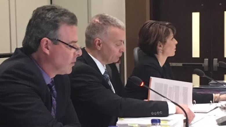NB Power witnesses at rate-hike hearing challenged about executive