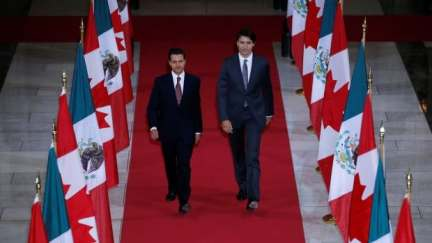 As of March 9, the Canada Border Services Agency had detained more Mexican refugee seekers than in all of 2016. In June 2016, Mexican President Enrique Pena Nieto joined Prime Minister Justin Trudeau in Ottawa.