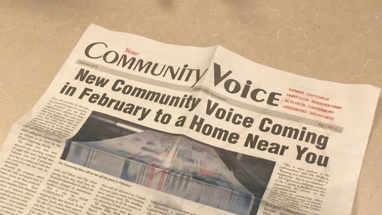 New community newspapers launching in Ottawa this week CBC News