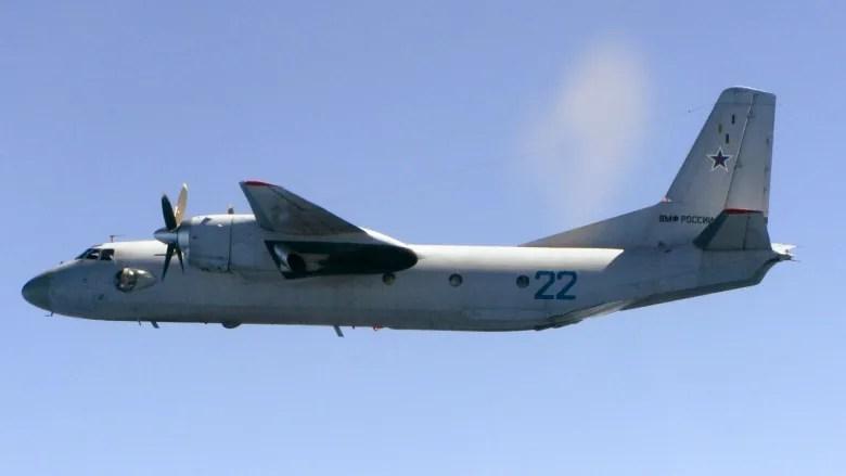Russian cargo plane crashes in Syria, killing all 39 aboard CBC News