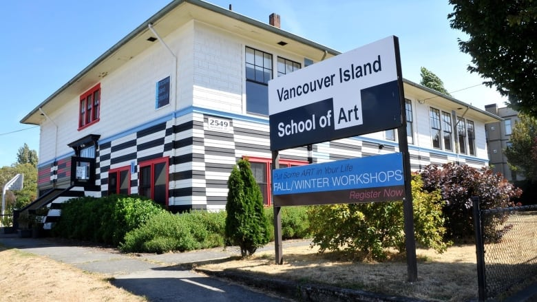 Victoria art school gets eviction notice to make way for high