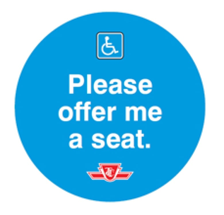 TransLink considers offering buttons to passengers who may need a
