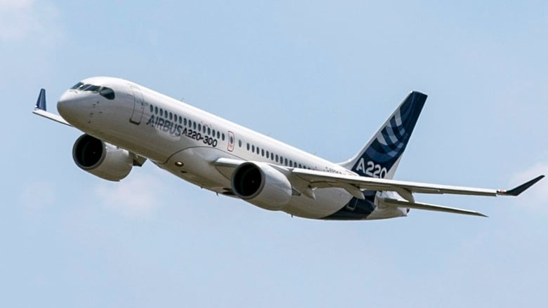 Www Westjet Airlines A Founder Of Westjet And Jetblue Commits To Order 60 A220s