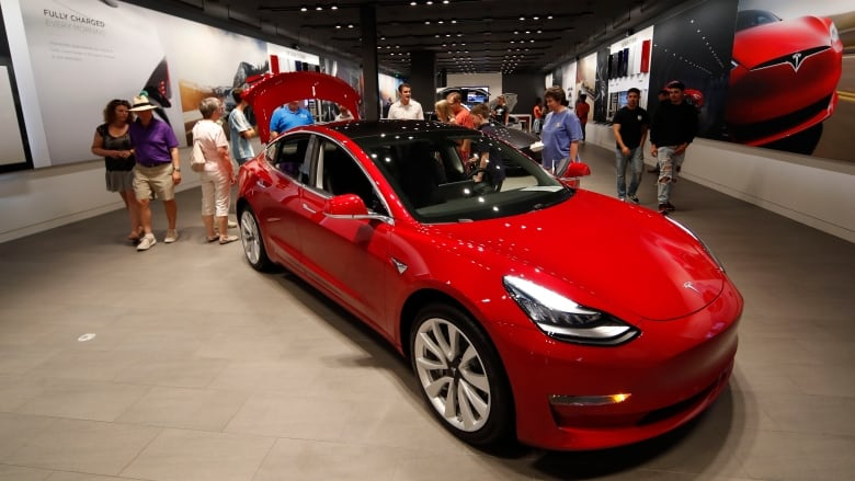 Tesla promises 3rd quarter profit but Wall Street skeptical CBC News