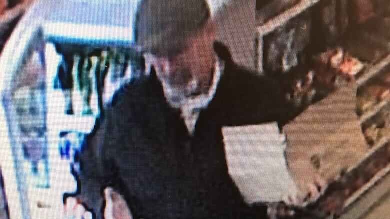 Strathmore Rcmp Search For Suspect In Poppy Donation Box