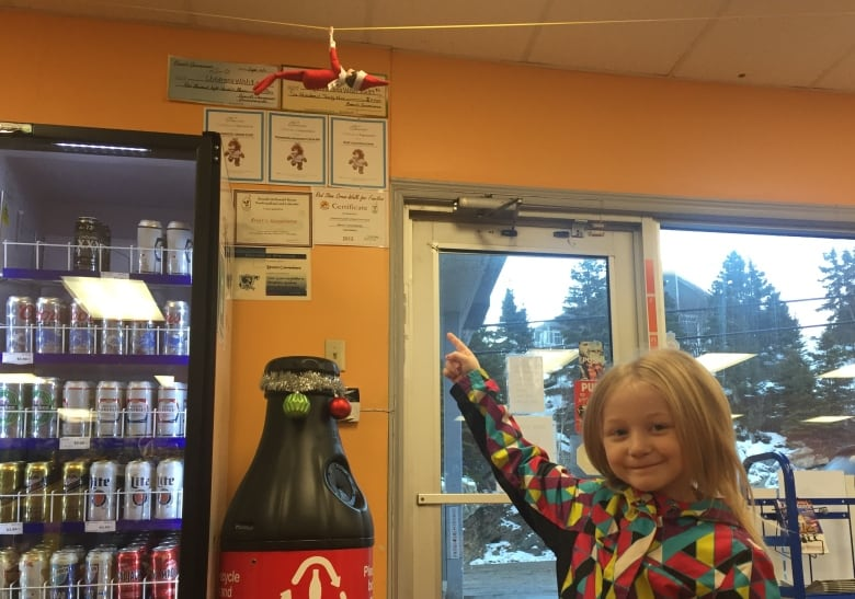 Busted Bay Of Islands Convenience Store Shares Silly Elf
