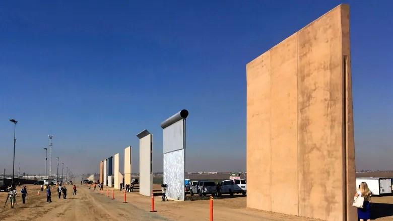 No Matter The Politics Trump39s Wall Could Provide Jobs