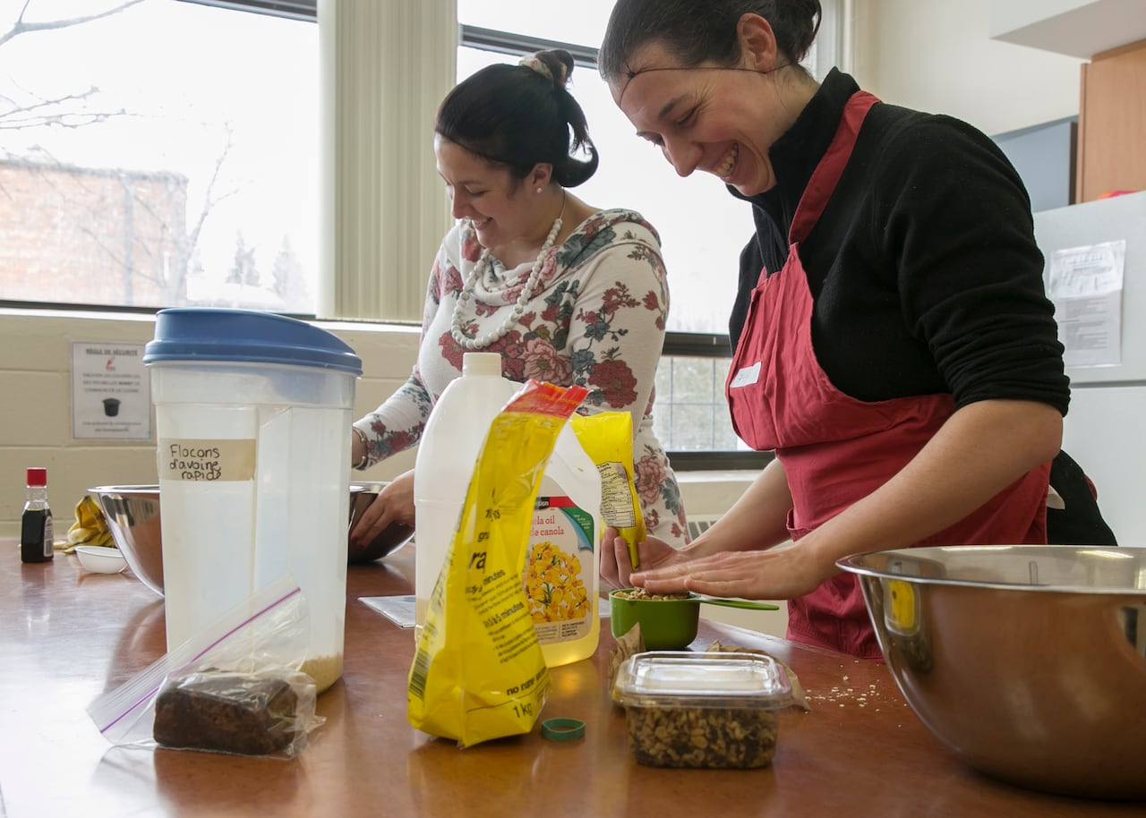 Cuisines Collectives Du Grand Plateau A Perfect Recipe How Montreal S Community Kitchens Foster