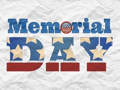 PowerPoint Template about memorial day - SermonCentral