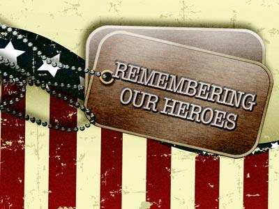PowerPoint Template about memorial - SermonCentral - memorial powerpoint templates free