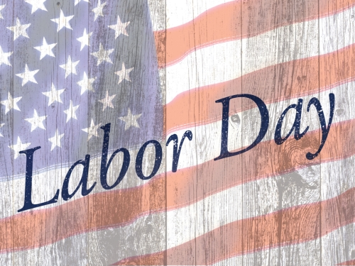 PowerPoint Template about Labor Day - SermonCentral