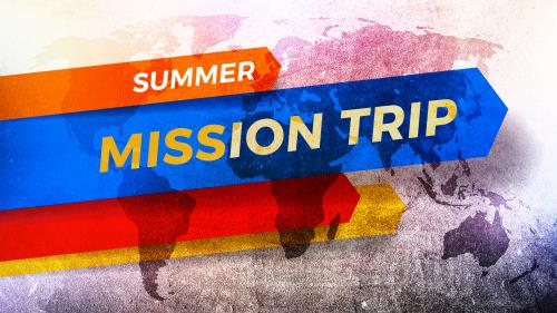 Church PowerPoint Template Summer Mission Trip - SermonCentral