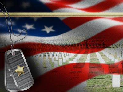 Church PowerPoint Template Veterans Day Honor - SermonCentral