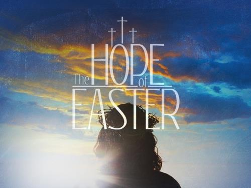 Church PowerPoint Template Hope of Easter - SermonCentral