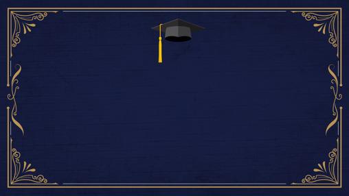 Church PowerPoint Template Graduation (Congrats) - SermonCentral