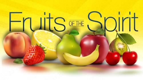 Church PowerPoint Template Fruits of the Spirit - SermonCentral