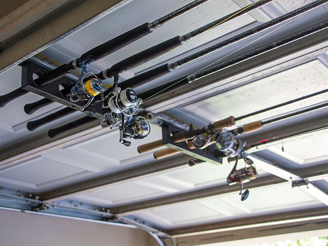 Garage Door Rod Holder Fishtrackcom