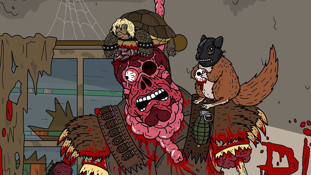 Wallpaper Zombie Girl Mr Pickles Where Is Mr Pickles Pt 3 Adult Swim