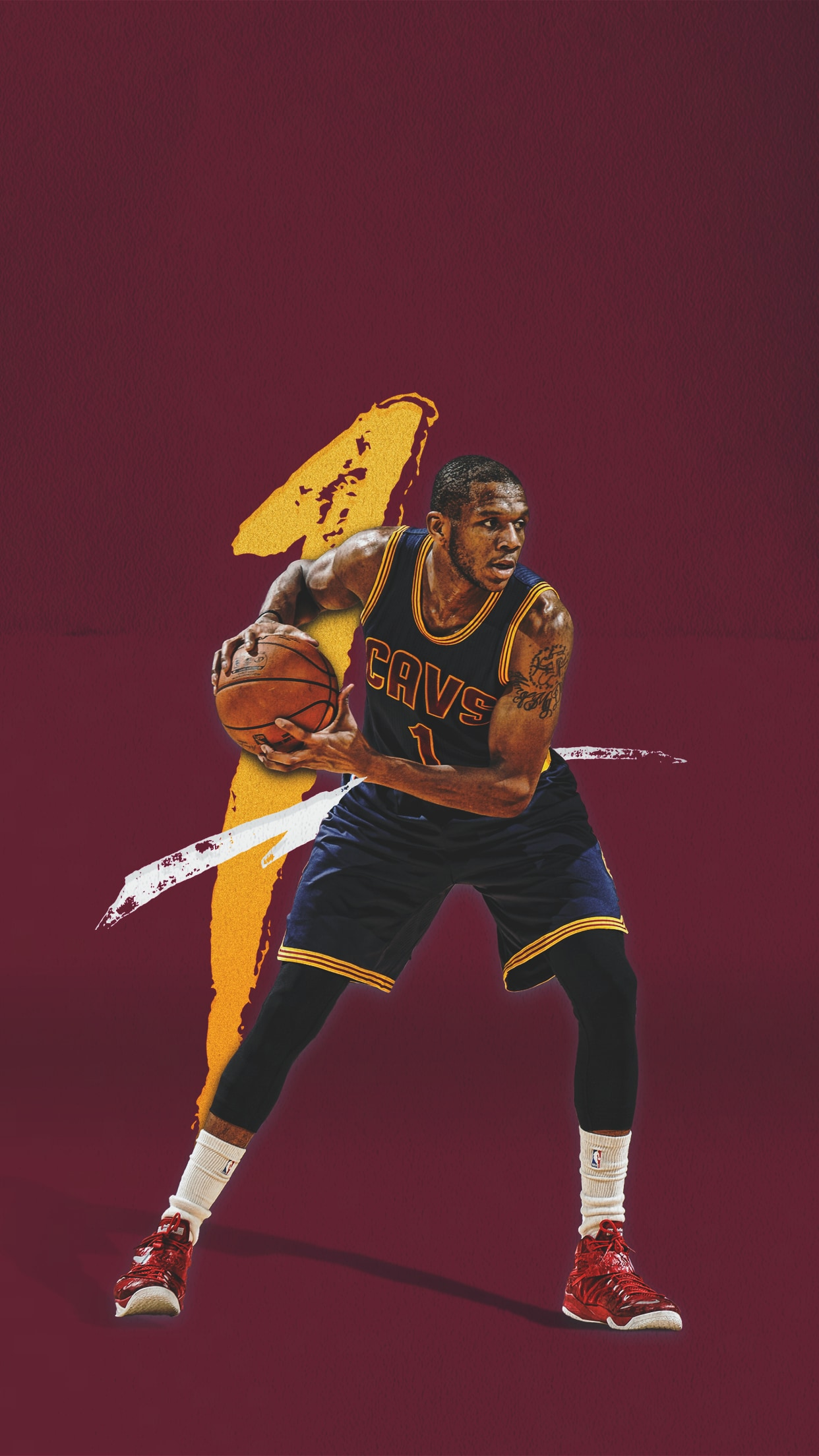 Kyrie Irving Wallpaper Iphone Wallpapers Cleveland Cavaliers