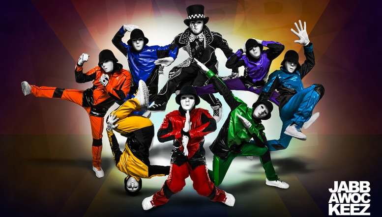 Jabbawockeez Wallpapers 3d Jabbawockeez To Perform During Halftime Of Suns Rockets