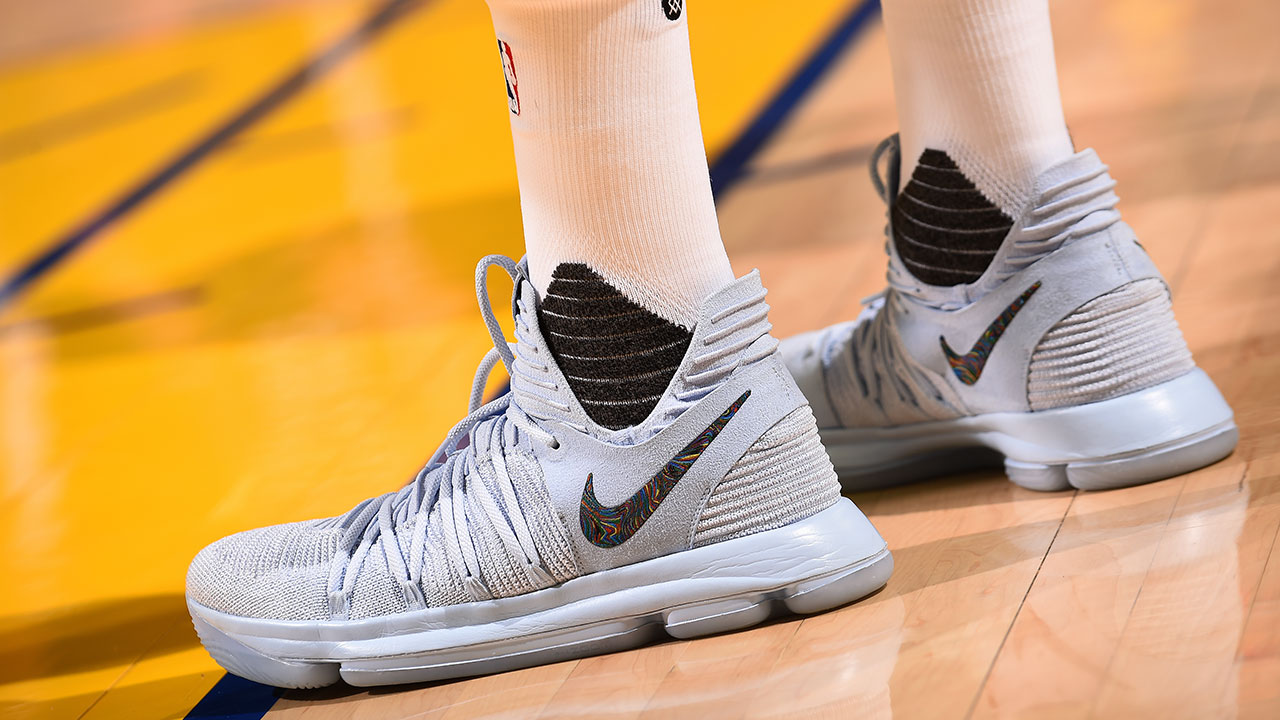 Sole Of The Warriors Kevin Durant Golden State Warriors