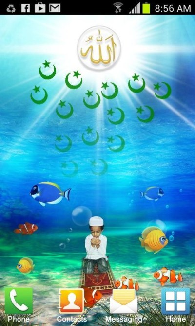 Islamic Live Wallpaper Free Android Live Wallpaper download - Appraw