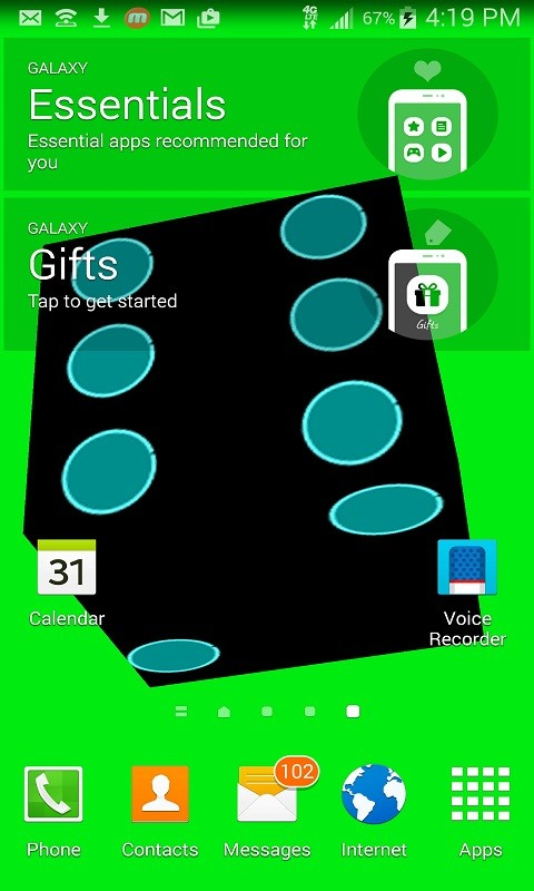 3d Cube Wallpaper Apk Throw The Neon Dice Live Wallpaper Free Android Live