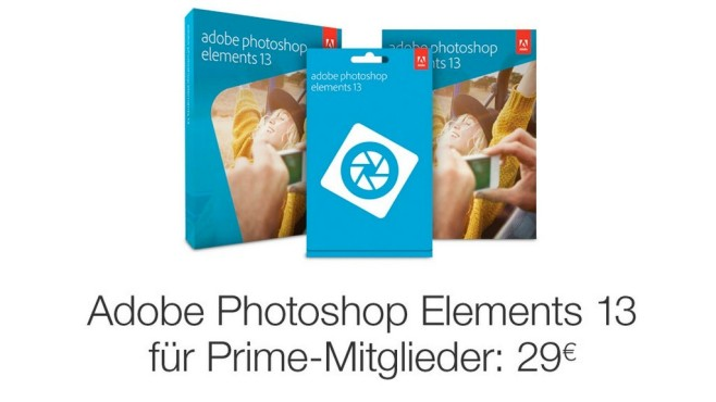 Gute Serien Bei Amazon Prime Adobe Photoshop Elements 13 Für 29 Euro - Computer Bild