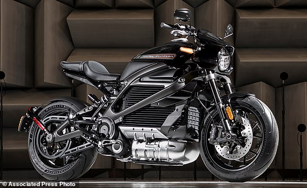 Harley-Davidson will launch an all-electric motorcycle Daily Mail