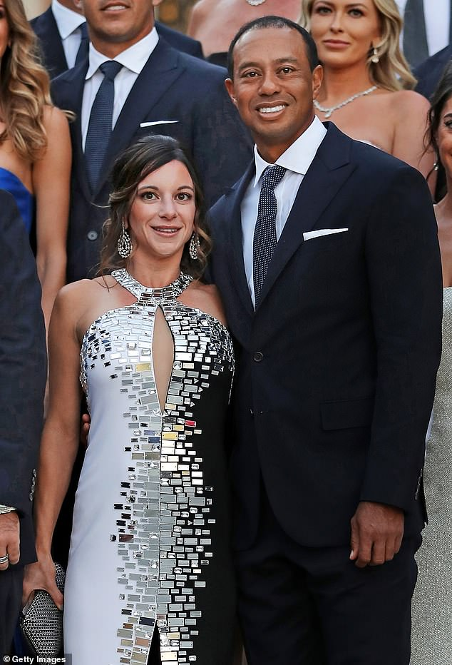 tiger woods girlfriend age 2018