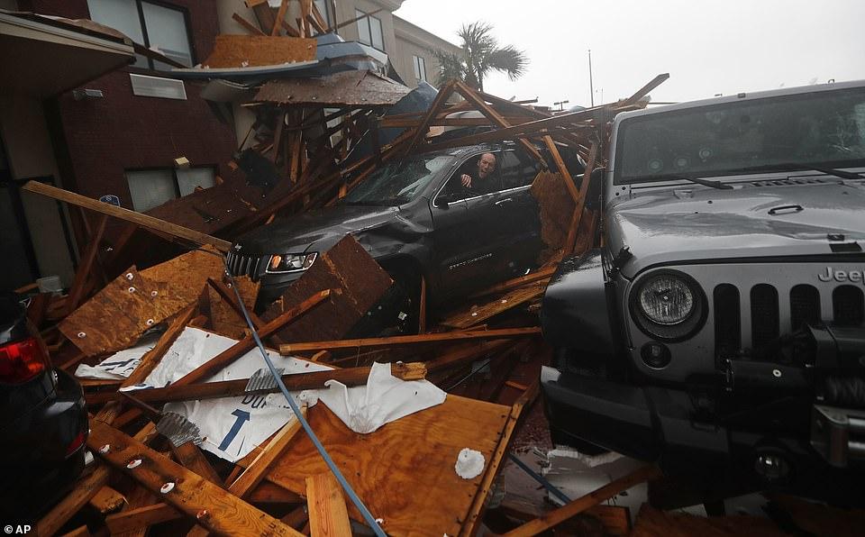 Hurricane Michael Wrecks Florida Panhandle And Kills At