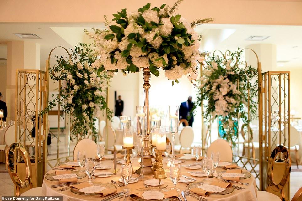Inside Rhoa Star Eva Marcille39s 200000 Wedding To