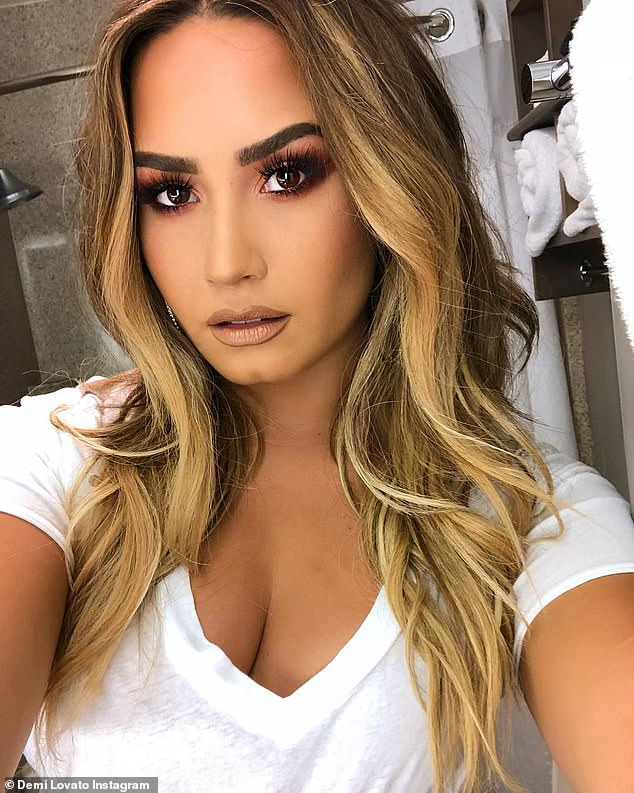 Demi Lovato is living part-time at a sober house after finishing 90