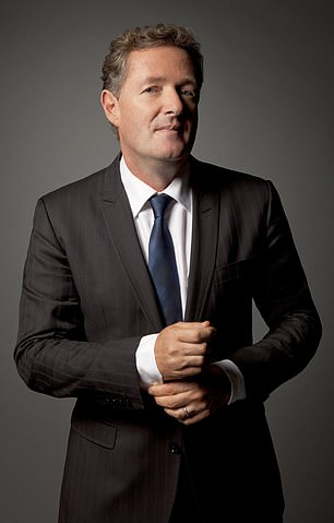 Piers Morgan\u0027s advice to women on International Men\u0027s Day Daily