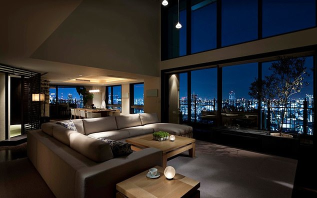 Inside Nissan chairman\u0027s £27m penthouse apartment raided by police