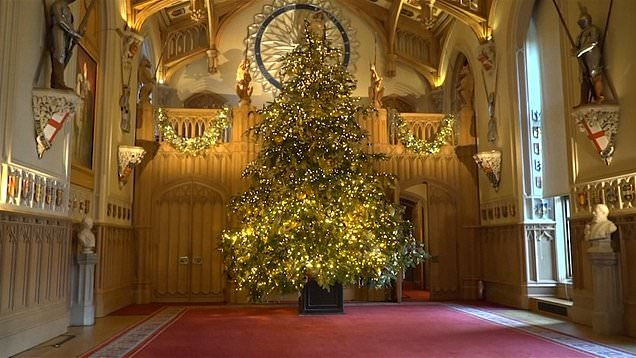 Flipboard A Christmas Tree Fit For A Queen Windsor