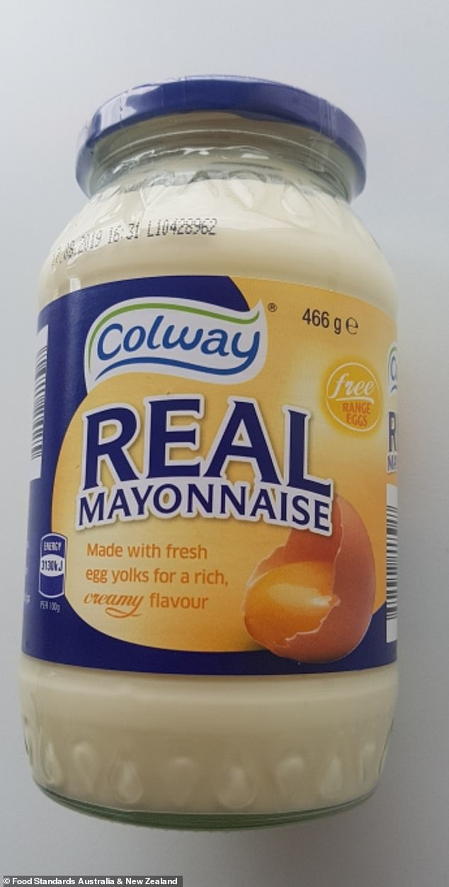 Led Stern Aldi Aldi Recall Colway Real Mayonnaise Over Fears Of Glass
