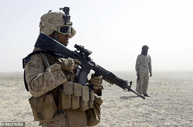 US Army to begin using new automatic rifles that fire with the power
