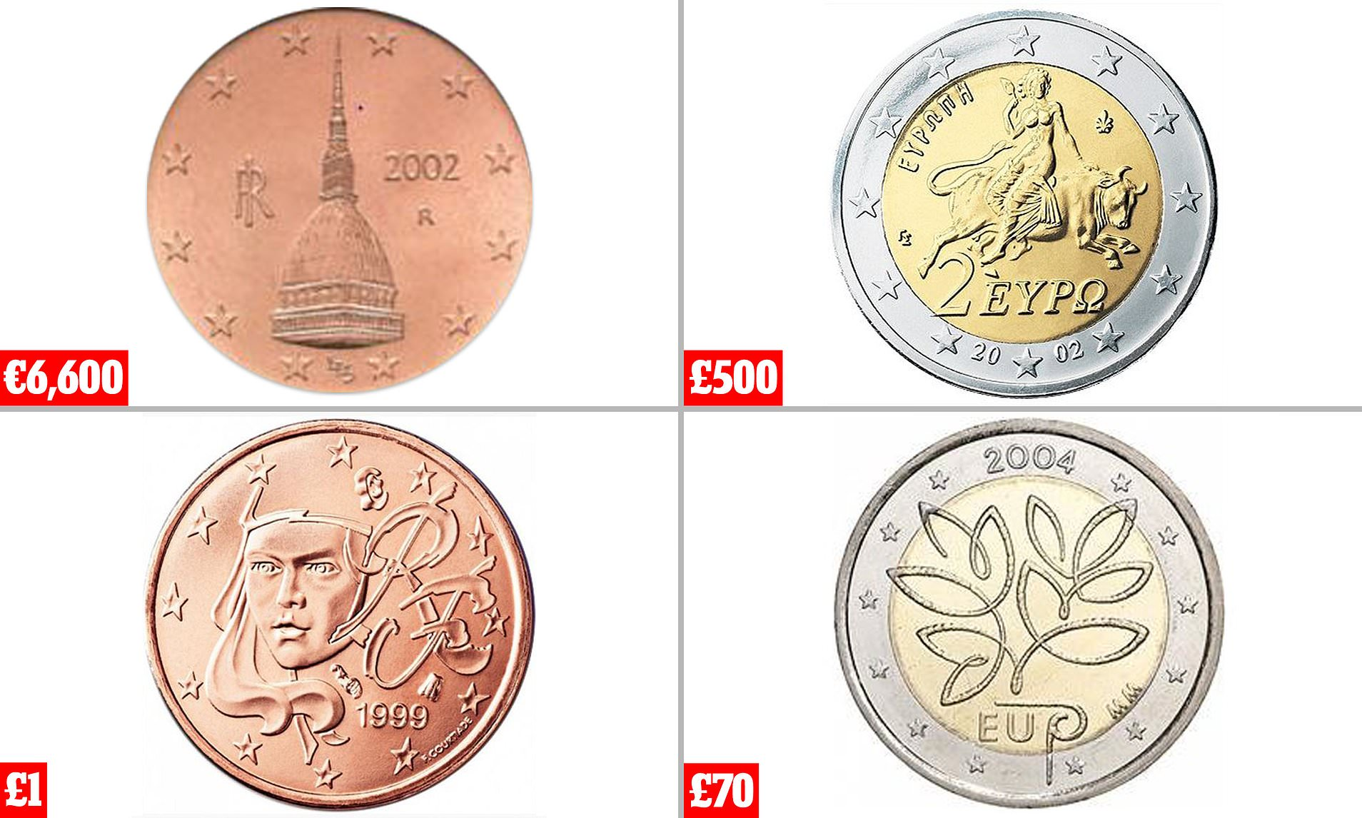 1 Libra Euros Rare Euro Coins That Can Turn Up In Your Change While On Your