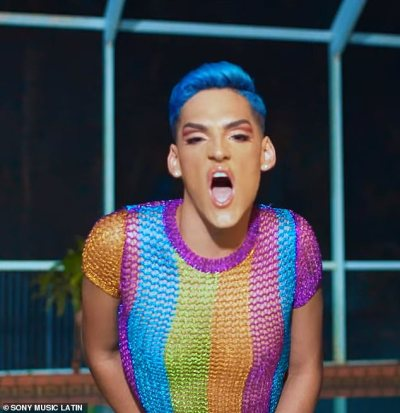 Kevin Fret, the first openly gay Latin trap artist, is shot and killed aged 24 in Puerto Rico ...